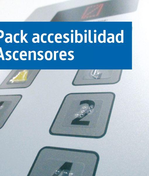 Pack de Accesibilidad para Ascensores