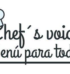 Chef´s voiceMenú para todos