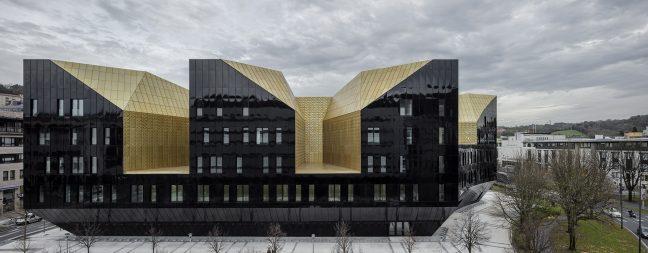 Musikene: Premio de arquitectura