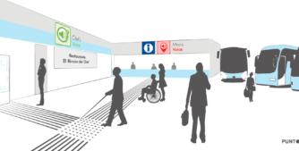 Pavimentos inclusivos