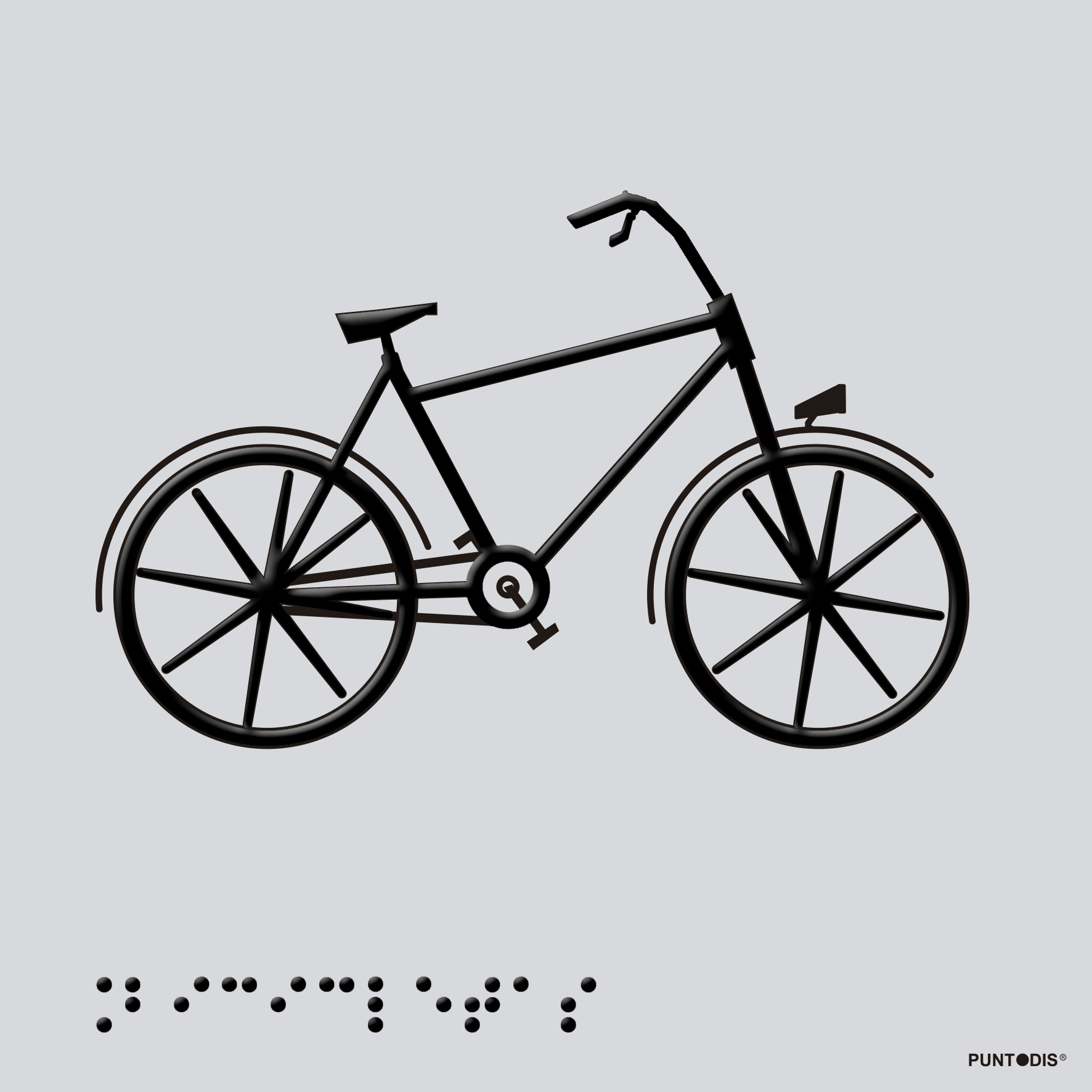 BICICLETAS BRAILLE
