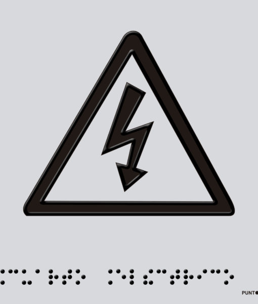 CUADRO ELECTRICO BRAILLE