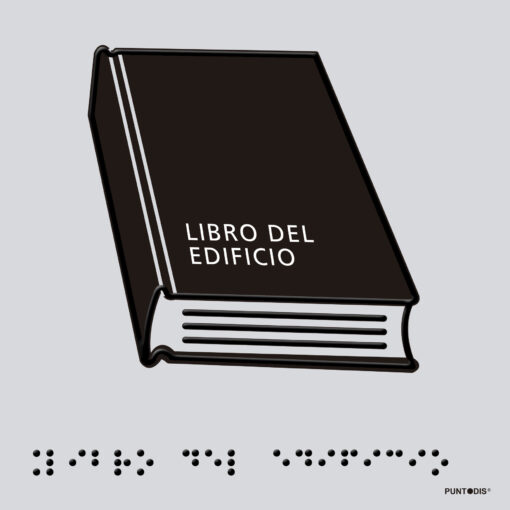 LIBRO DEL EDIFICIO BRAILLE