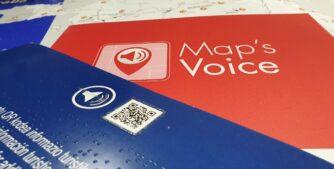 Planos más accesibles con Map´s Voice.