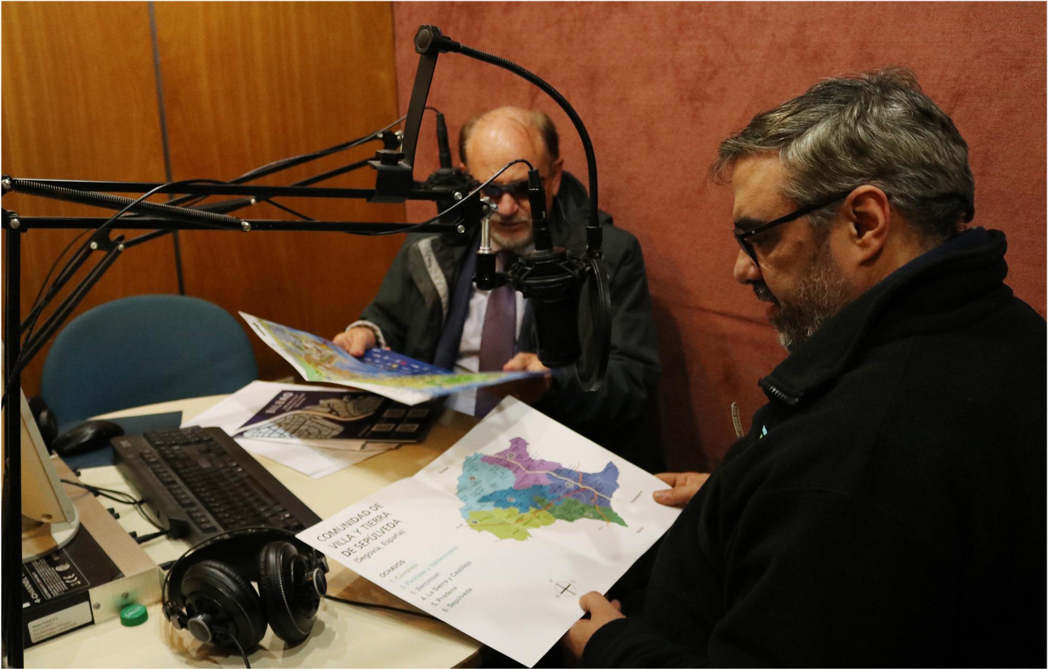 JJ en Radio Sarandí