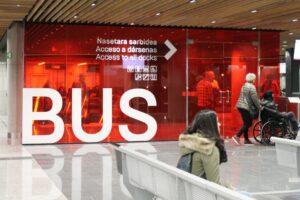 Terminal de autobuses de Bilbao