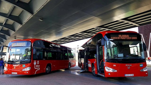 Autobuses de Bilbobus