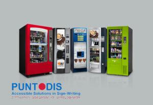 Maquinas expendedoras accesibles