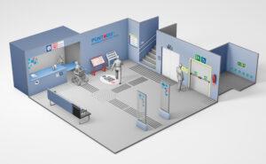 Diseño y simulación personalizada de entornos