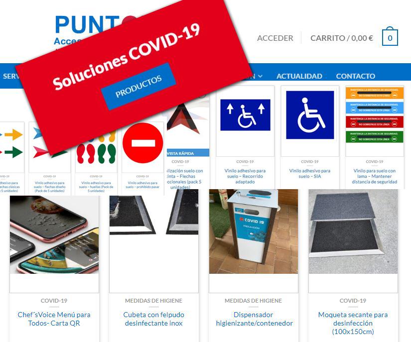 Soluciones COVID-19