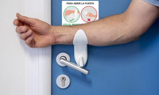 Abrir puertas coronavirus