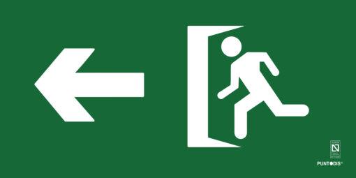 salida IZQUIERDA