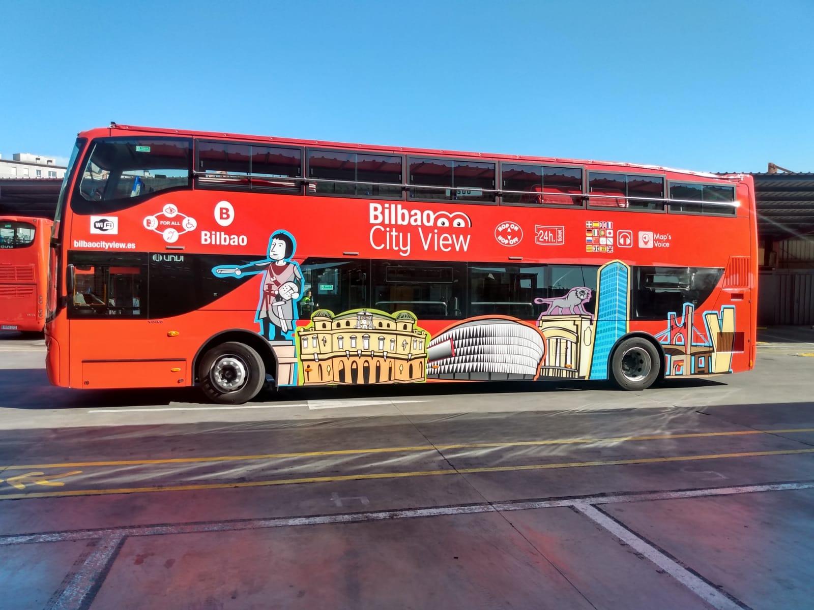 Bus turñistico