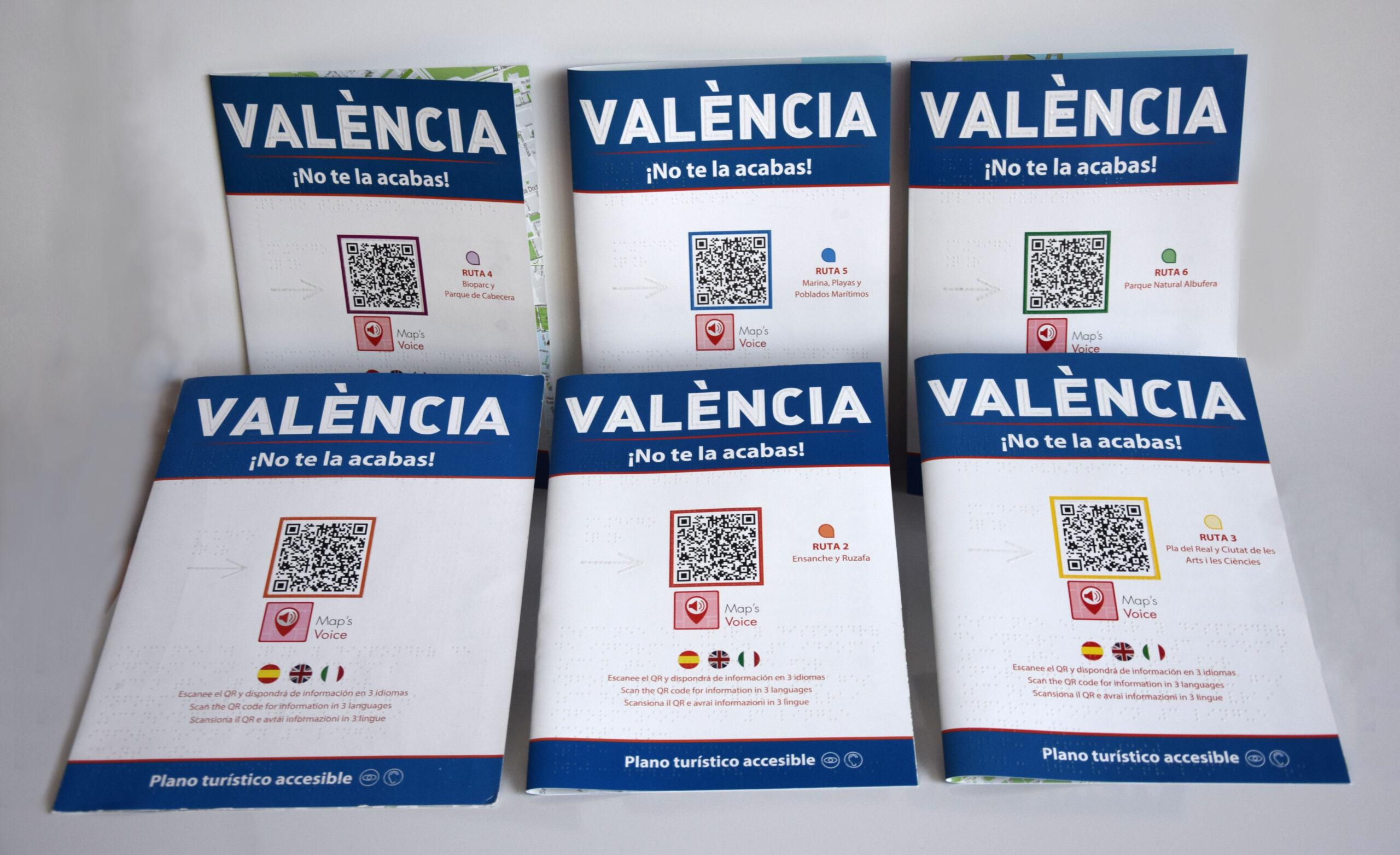 Mapas de Valencia