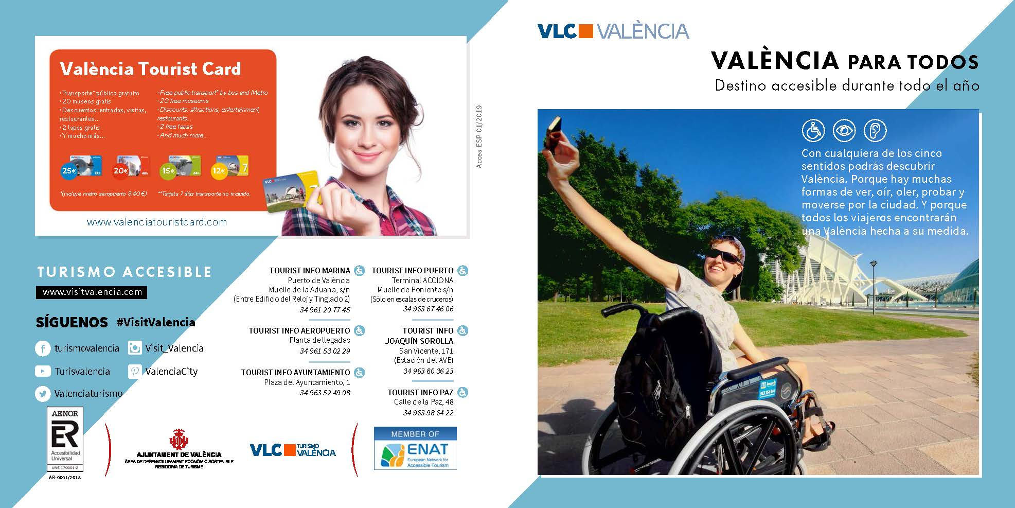Díptico Valencia