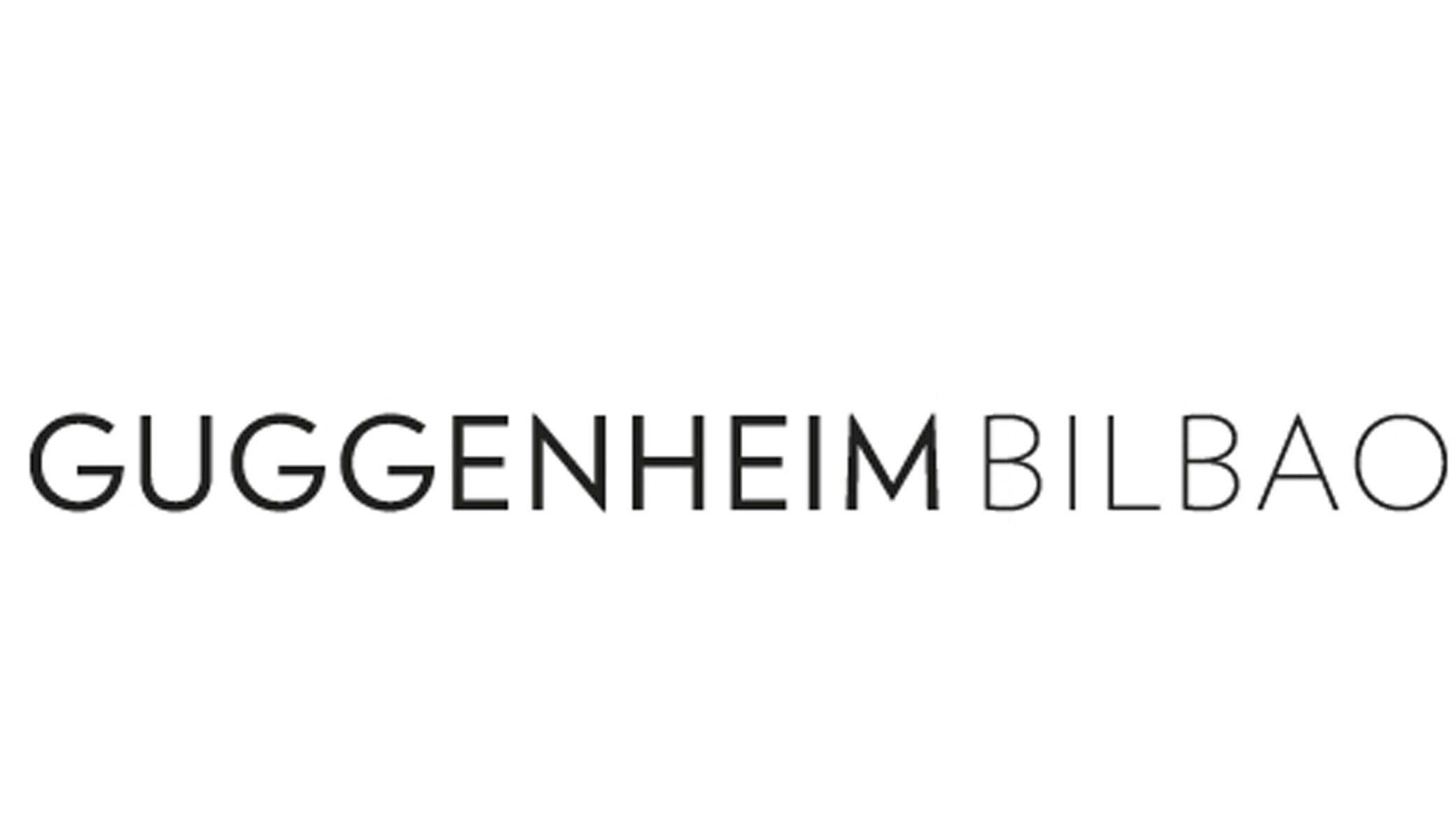 logotipo museo guggenheim