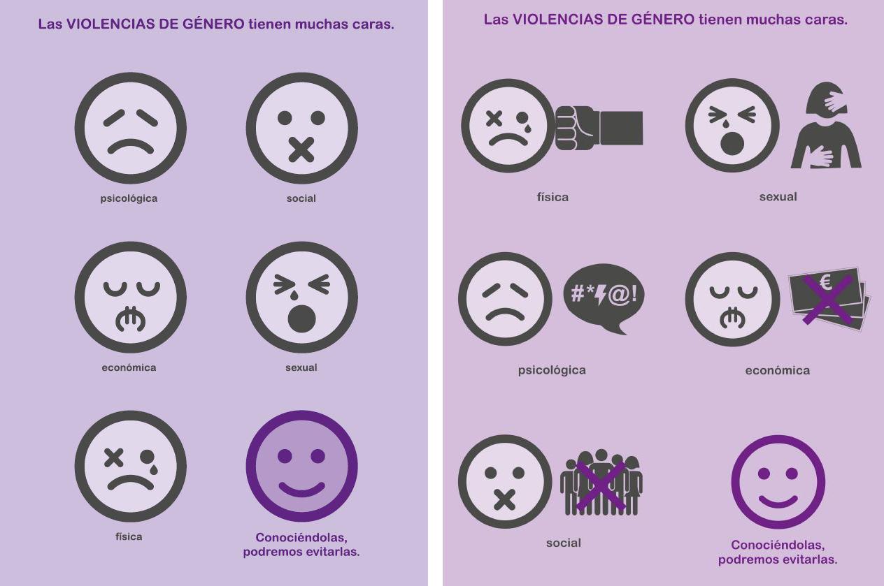 Iconos antes y después